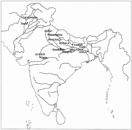 Mcq Questions For Class 6 History Chapter 6 Kingdoms Kings And An Early Republic With Answers Ncert Solutions