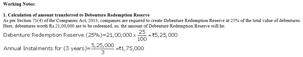 TS Grewal Accountancy Class 12 Solutions Chapter 10 Redemption of Debentures - 27