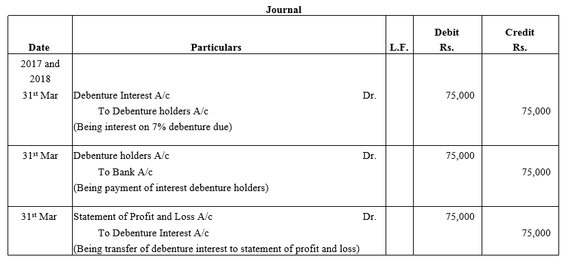 TS Grewal Accountancy Class 12 Solutions Chapter 10 Redemption of Debentures - 33