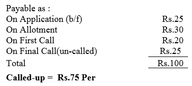 TS Grewal Accountancy Class 12 Solutions Chapter 8 Accounting for Share Capital image - 105