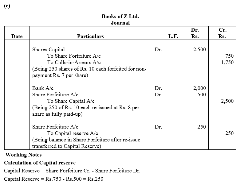 TS Grewal Accountancy Class 12 Solutions Chapter 8 Accounting for Share Capital image - 132