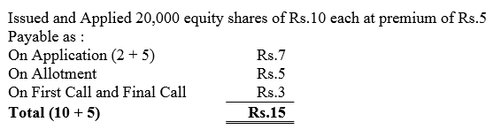 TS Grewal Accountancy Class 12 Solutions Chapter 8 Accounting for Share Capital image - 177