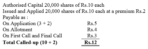 TS Grewal Accountancy Class 12 Solutions Chapter 8 Accounting for Share Capital image - 189