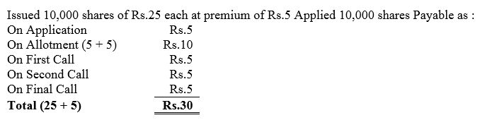 TS Grewal Accountancy Class 12 Solutions Chapter 8 Accounting for Share Capital image - 19