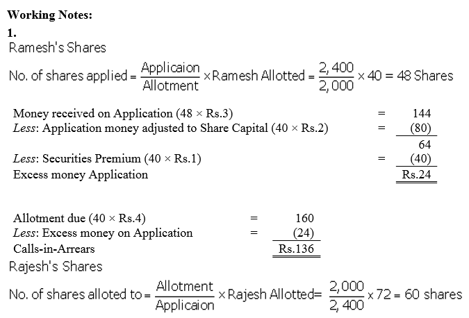 TS Grewal Accountancy Class 12 Solutions Chapter 8 Accounting for Share Capital image - 280