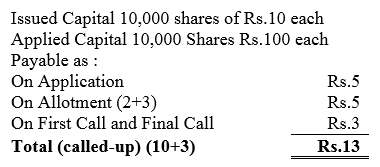 TS Grewal Accountancy Class 12 Solutions Chapter 8 Accounting for Share Capital image - 99