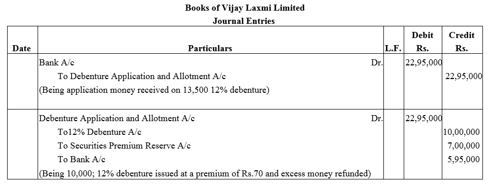 TS Grewal Accountancy Class 12 Solutions Chapter 9 Issue of Debentures image - 12