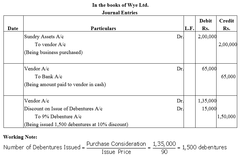 TS Grewal Accountancy Class 12 Solutions Chapter 9 Issue of Debentures image - 21