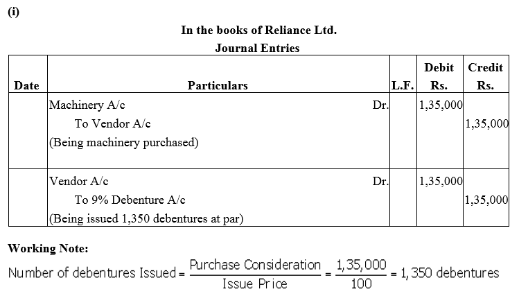 TS Grewal Accountancy Class 12 Solutions Chapter 9 Issue of Debentures image - 23