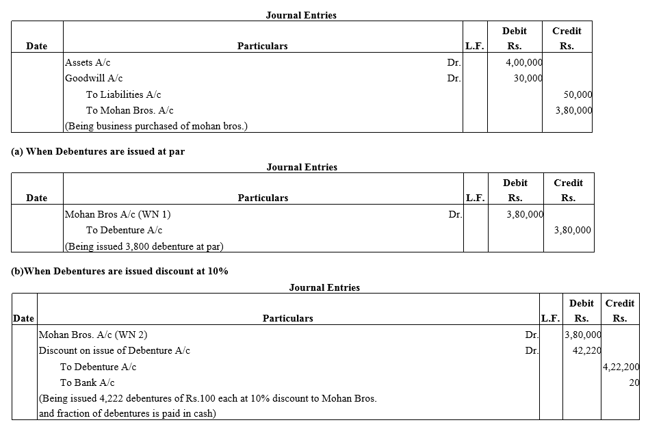 TS Grewal Accountancy Class 12 Solutions Chapter 9 Issue of Debentures image - 31