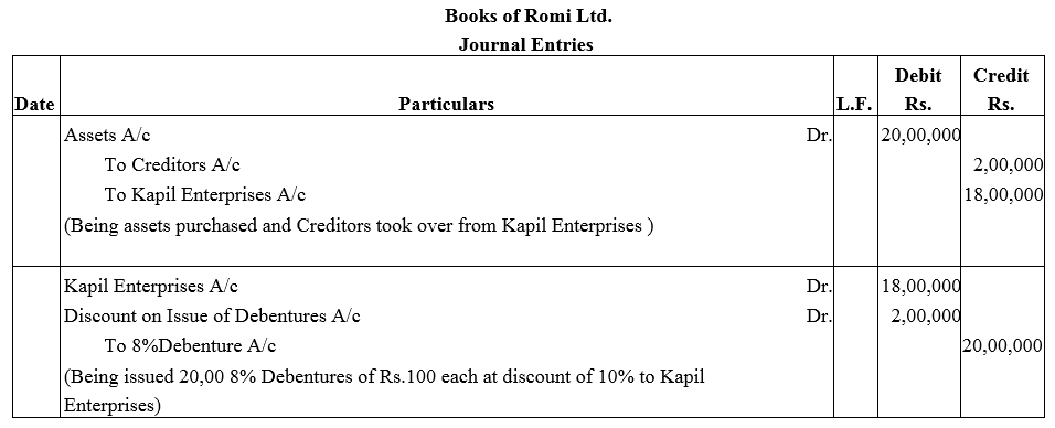 TS Grewal Accountancy Class 12 Solutions Chapter 9 Issue of Debentures image - 35