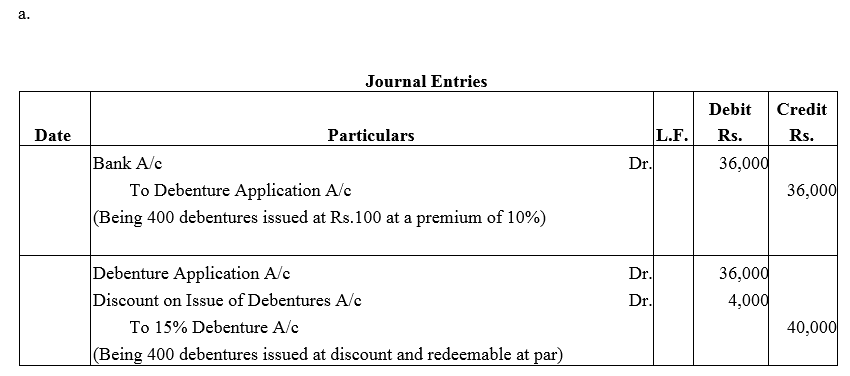TS Grewal Accountancy Class 12 Solutions Chapter 9 Issue of Debentures image - 60