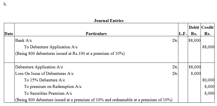 TS Grewal Accountancy Class 12 Solutions Chapter 9 Issue of Debentures image - 61